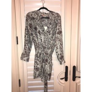 New with tags size 8 Rebecca Taylor silk dress